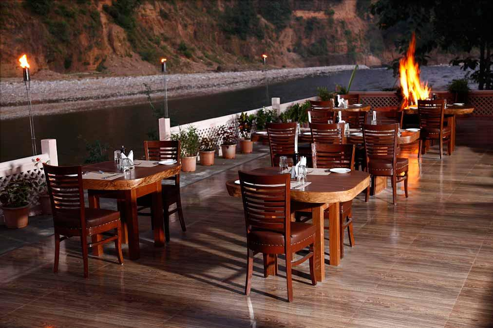 Riverside Resort, RamNagar