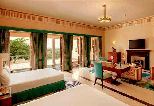 Ramgarh Lodge, Jaipur