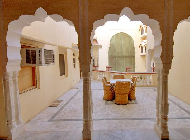 The Mandawa Haveli, Jaipur