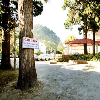 The Connaught Castle, Mussoorie