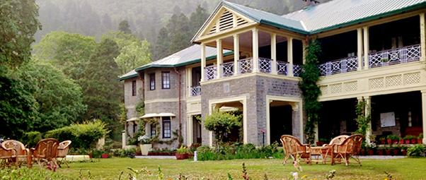 Balrampur House Resort, Nainital