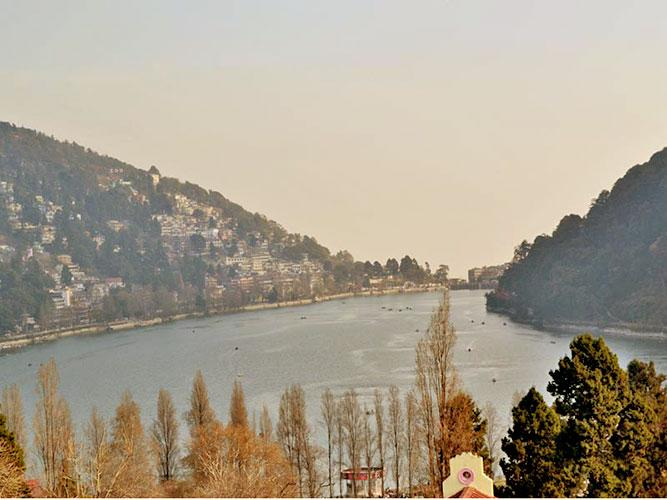 The Palace Belvedere, Nainital