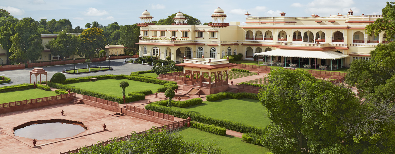 Jai Mahal Palace By Taj